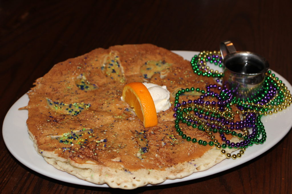 Hash House A Go Go Offering Mardi Gras Flapjack To Help Benefit Nevada  Partnership For Homeless Youth   Non Profit News Vegas
