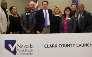 Clark County Working to Become Certified ACT Work Ready Community