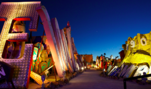 Stargazing Event Being Held in the Neon Boneyard