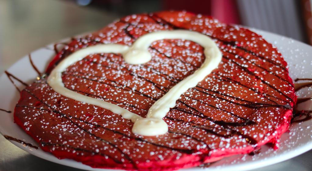 Eat Pancakes on Tue, Feb 13