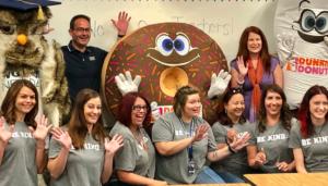 WGU Nevada, Dunkin' Donuts & Lyft Celebrate Teachers with 17,000 Donuts!