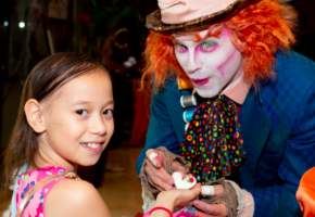 Mad Hatter Tea Party Raises $25K For Long-Term Follow-Up Clinic