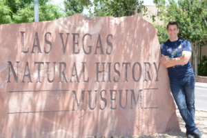 Jeff Civillico Named Celebrity Spokesman of Las Vegas Natural History Museum
