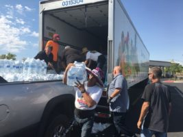 Smith's to Donate 3,168 Gallons of Water to Local Charities