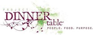 Project Dinner Table Returns September 29th, 2018