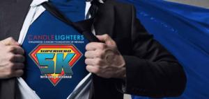 Superhero 5K with Chet Buchanan on Sept. 15