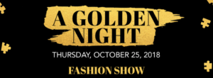 """A Golden Night"", Fashion for Autism Gala"