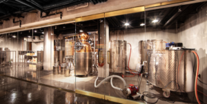 The Mob Museum Offering Daily Tours of The Underground Distillery