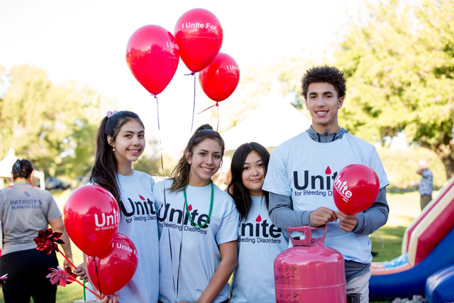 UNITE for Bleeding Disorders Walk 5K 2018
