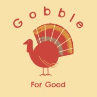 Gobble for Good Food Drive, November 19, 2018