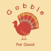 Gobble for Good Food Drive, November 19, 2018