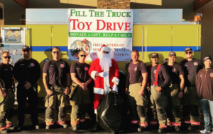 15th Annual Fill the Fire Truck Toy Drive