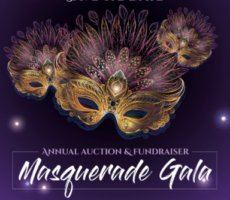 B.E. A. S.H.E.R.O.'s Annual Masquerade Gala February 9, 2019