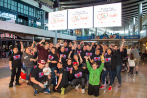 Walk with the Heart of a Child Celebrates Children's Heart Foundation's Littlest Heart Heroes at Annual Event on February 23