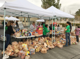 Rain Doesn't Stop Las Vegas Community From Donating to Ronald McDonald House Charities
