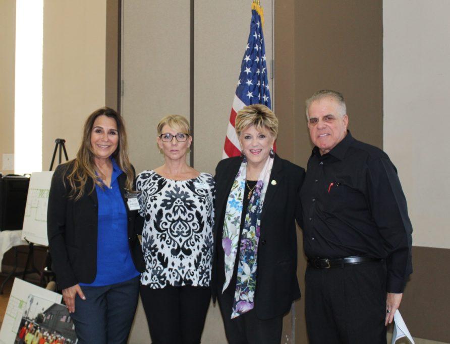 Mayor Goodman Joins Las Vegas Rescue Mission to Kick Off