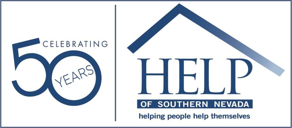 HELP_50th Logo