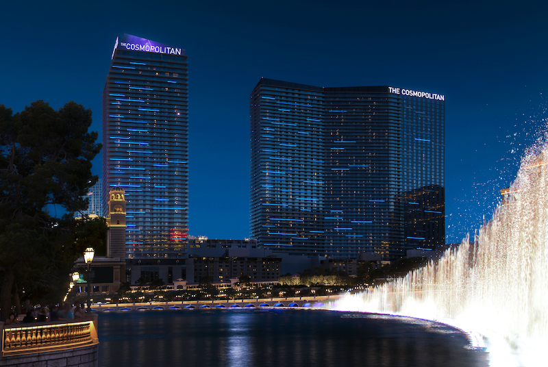 The Cosmopolitan of Las Vegas Pledges an Initial $250,000 to Diversity and Inclusion Initiatives and Announces Charitable Giving