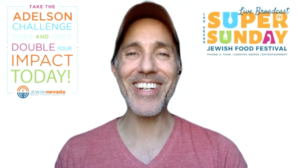 Jewish Nevada's Largest Annual Fundraiser, Super Sunday, Gets Creative with Virtual Event