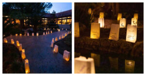 Nathan Adelson Hospice's Annual Luminary Lighting Ceremony Goes Virtual for 2020