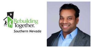 Rebuilding Together Welcomes Stephen Yerrakadu to Board of Directors