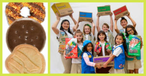 Girl Scout Cookies On Sale in Southern Nevada!