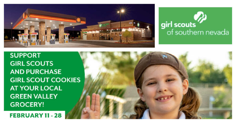 Girl Scout Cookies Green Valley Grocery