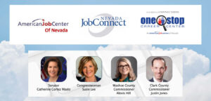 """Statewide """"Nevada's Virtual Job Fair"""" on March 25 to Feature 50+ Employers Hiring Now"""