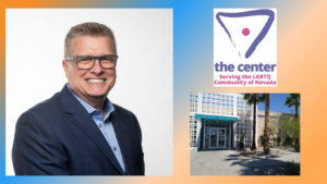 Hosier Named COO at The Center