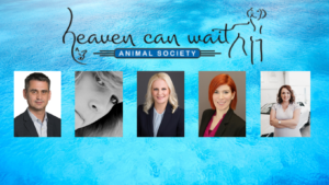 Heaven Can Wait Welcomes New Executive Officers, Board Members