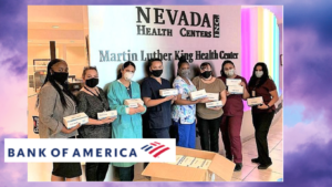 Bank of America Donates 250K Masks to Southern Nevada Nonprofits