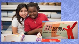"Three Square Food Bank Kicks Off ""Bag Childhood Hunger"" Initiative To Meet Childhood Hunger Needs"