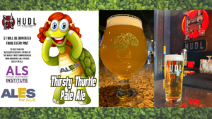 Two breweries participating in 'Ales for ALS' research effort