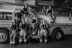 Burn Foundation's Upcoming Auction Includes Firefighter Bachelors and Bachelorettes