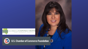 Irene Bustamante Adams Selected for U.S. Chamber Foundation Education and Workforce Fellowship Program