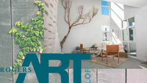 Rogers Art Loft Artist-In-Residency Program seeking applicants