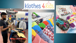 Klothes 4 Kids Holding Clothing Drive for Clark County's Foster Children