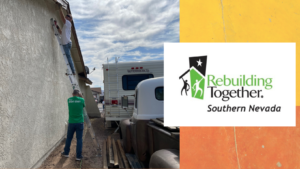 Rebuilding Together Southern Nevada to Receive $125,000 from U.S. Department of Housing and Urban Development