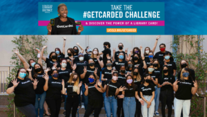 Las Vegas-Clark County Library District Invites Locals to Take the #GetCarded Challenge!