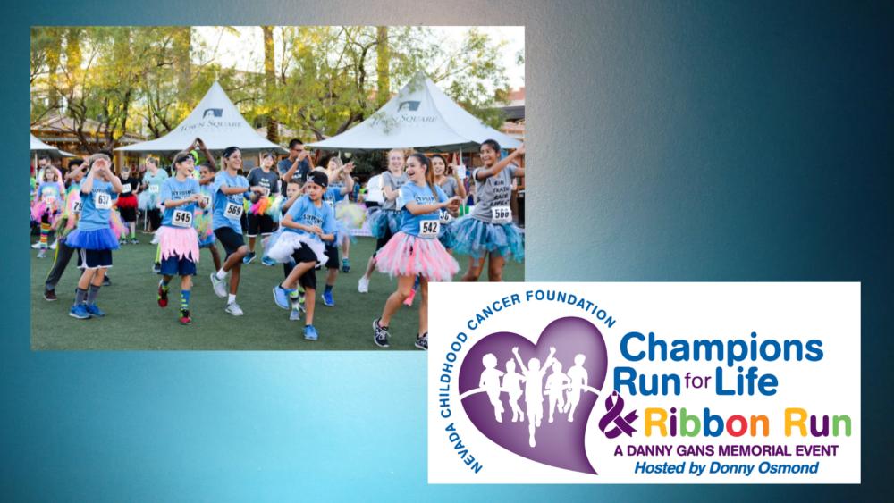 Champions Run for Life & Ribbon Run Set For October 16 at Town Square
