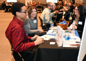 Nevada Volunteers, Inspiring Service offer new way to connect with board member and volunteers.