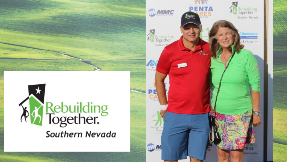 """Rebuilding Together Southern Nevada's """"Swing Fore Safe Homes"""" Golf Tournament Raises $40,000"""